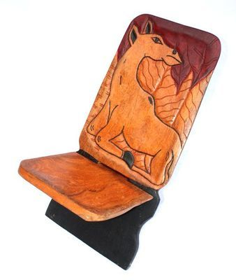 chaise à palabre Antilope CPAA2